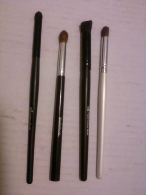 E.L.F. Studio Contour Brush (Eye)