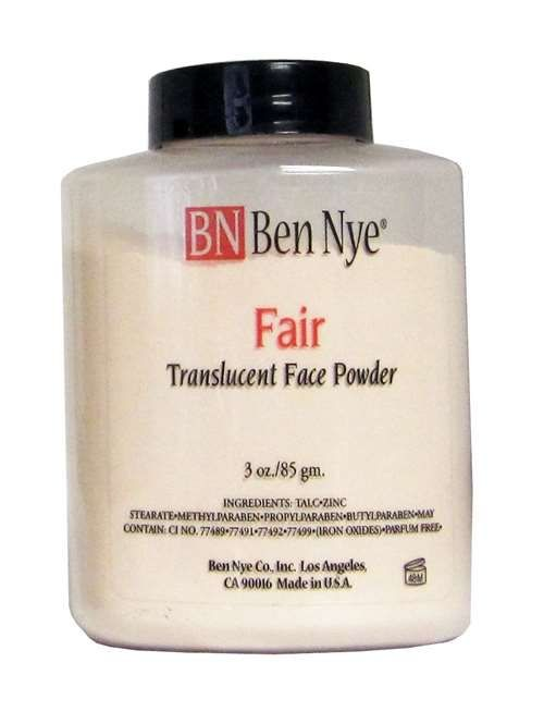 Ben Nye Translucent Face Powder-Fair