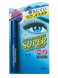Sana Powerstyle Mascara Super Waterproof Curl & Separate