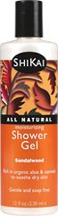 Shi Kai  Moisturizing Shower Gel (all scents)