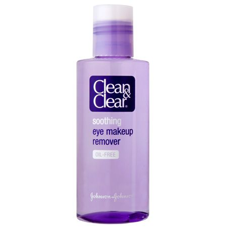 Clean & Clear Oil free Soothing Eye Makeup Remover