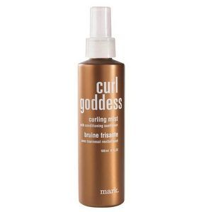 mark Curl Goddess  Curling Mist