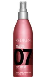 Redken Iron Silk 07 ultra straightening spray