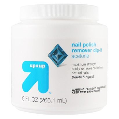 Up & Up Dip-It Nail Polish Remover
