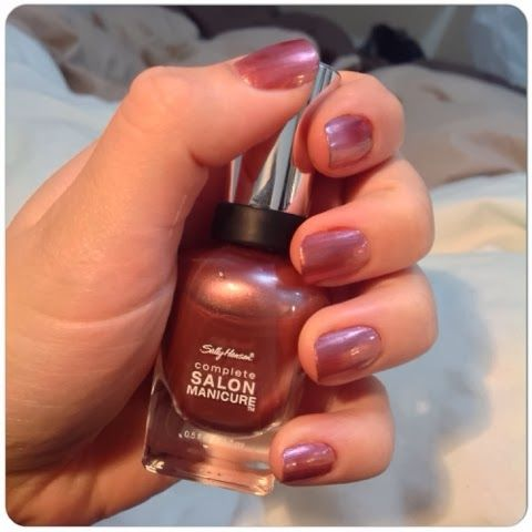 Sally Hansen Complete Salon Manicure - Raisin the Bar