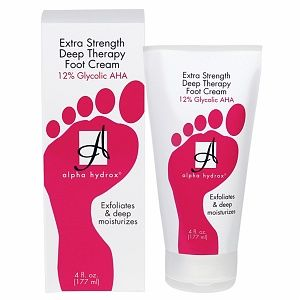 Alpha Skin Care Extra Strength Deep Therapy Foot Cream