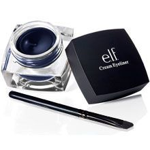 E.L.F. Cream Eyeliner - Midnight