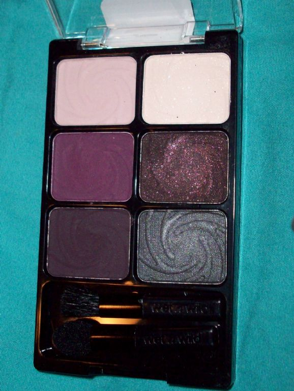 Wet 'n' Wild ColorIcon Palette in Lust [DISCONTINUED]