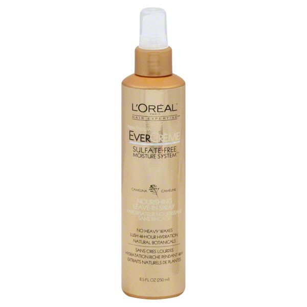L'Oreal EverCreme Nourishing Leave In Spray