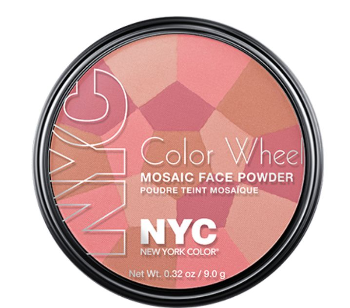 NYC Mosaic Face Powder