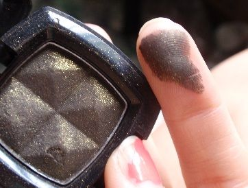 NYX Single Eye Shadow - Smokie Mountain