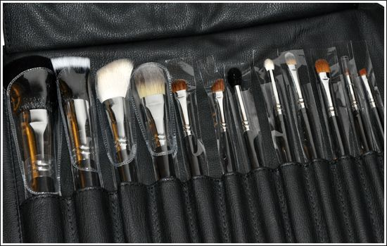 Sigma Makeup Professional Brushes Face and Eyes Kit