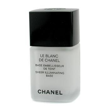 9db771f6541 CHANEL Le Blanc de Chanel Sheer Illuminating Base reviews