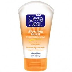 Clean & Clear Morning Burst In-Shower Facial