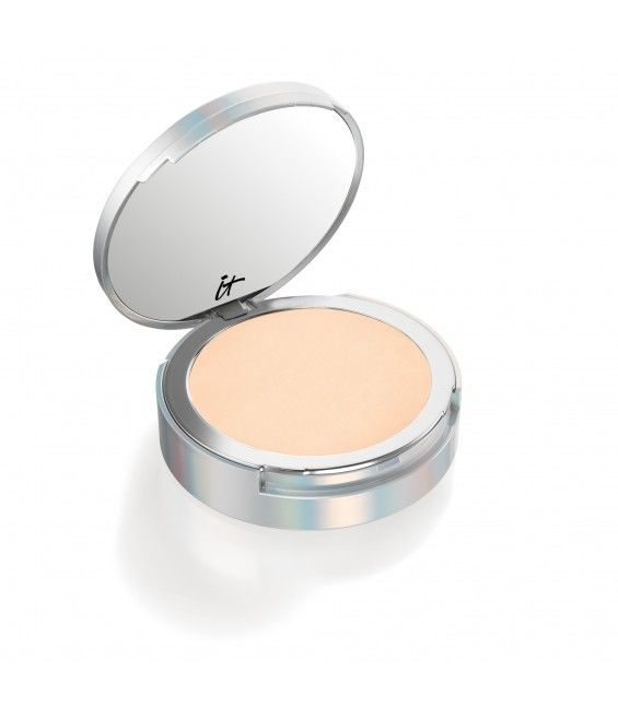 It Cosmetics CC+ Airbrush Perfecting Powder reviews, photo, ingredients filter reviewer age 44