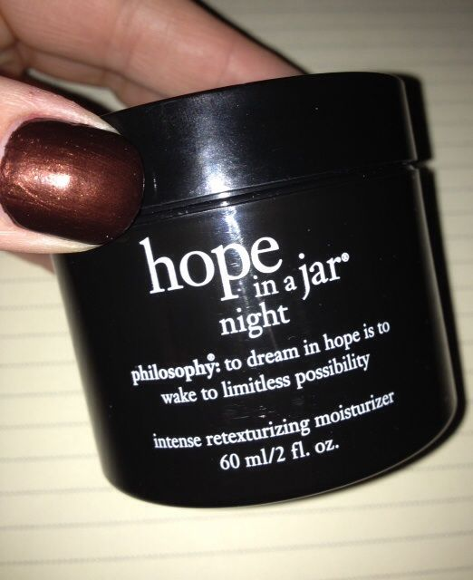 Philosophy Hope in a Jar-Night