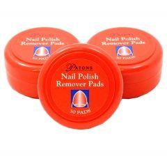 Patons - Nail Polish Remover Pads