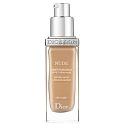 Dior Diorskin Nude Hydrating Makeup SPF 10