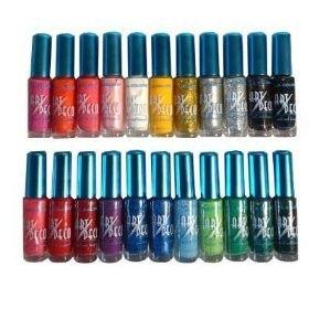 L.A. Colors Art Deco Nail Art Lacquer