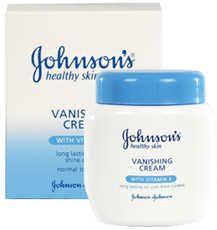 Johnson & Johnson Johnson's Healthy Skin Vanishing Cream (Oil Free)
