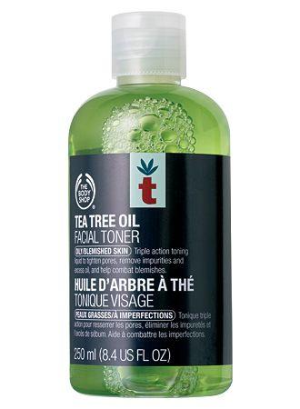 Facial oil wash reviews Tea tree