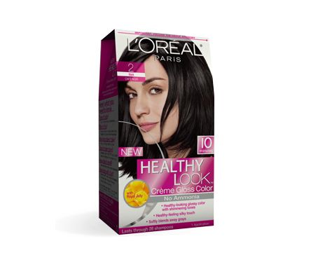 L'Oreal Healthy Look Creme Gloss Color