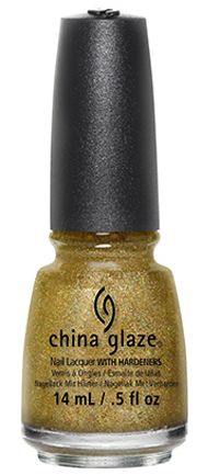 China Glaze Golden Enchantment