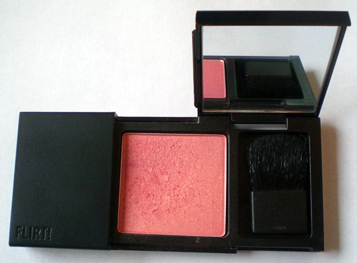 Flirt Peek-a-Blush Sheer Powder Cheek Color in Heartthrob