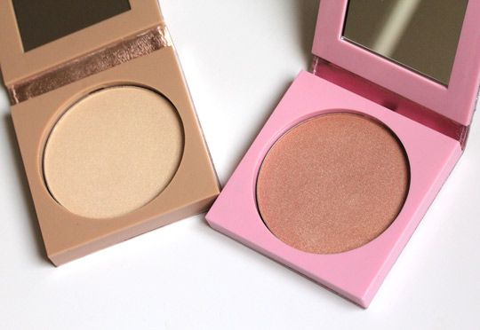 Tarte Amazonian Clay Shimmering Powder Champagne