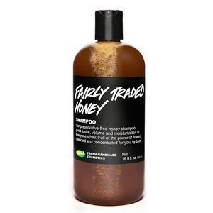 LUSH Fairly Traded Honey Shampoo