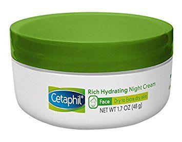 Cetaphil Rich Hydrating Night Cream Reviews Photos Ingredients