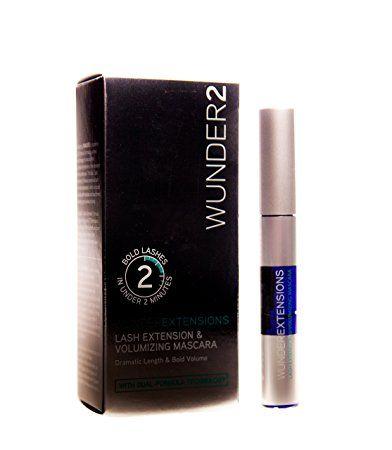 1f8b16a85e5 WUNDER2 Lash Extension & Volumizing Mascara reviews, photos ...
