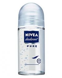 Nivea Pure Invisible 24 hr roll-on deodorant