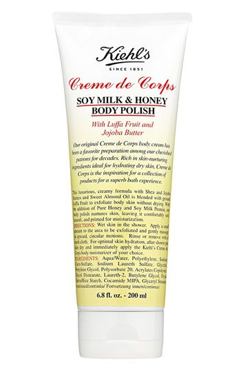 Kiehl's Soy Milk and Honey Body Polish