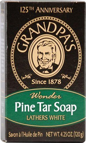 Grandpa's - Pine Tar Soap