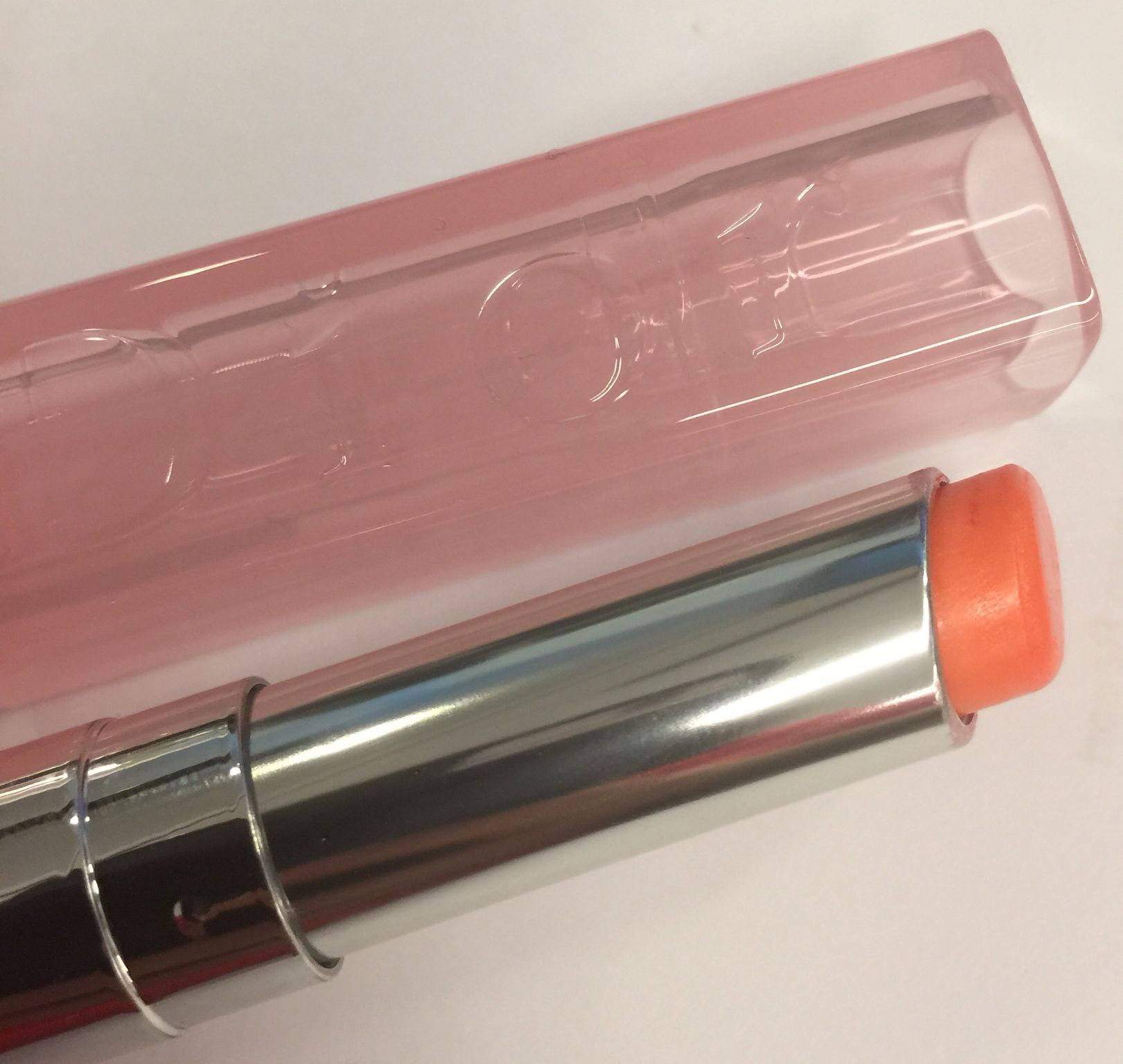 Dior Lip Glow Coral (Uploaded by Kaelie)