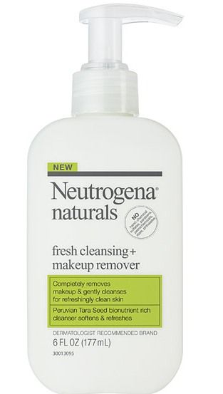 Image result for neutrogena makeup remover cleanser