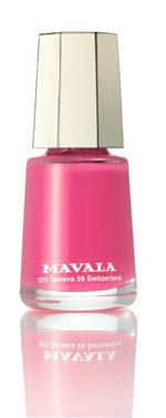 Mavala Nail color cream