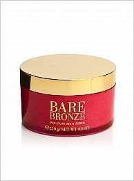 Victoria's Secret Bare Bronze Pre-Glow Body Scrub