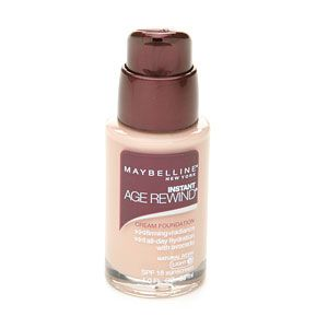 Maybelline Instant Age Rewind Cream Foundation [DISCONTINUED]