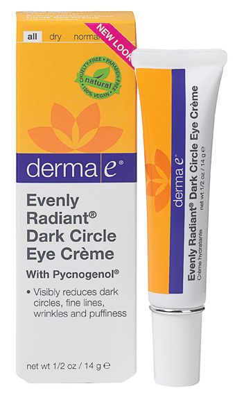 Even Tone Dark Circle Reducing Eye Cream - 0.5 oz. by DERMA-E (pack of 4) 3 Pack - Philosophy  Uplifting Miracle Worker Eye Cream 0.5 oz
