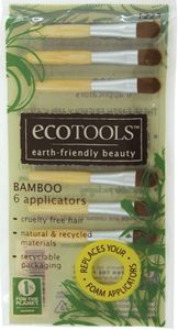 Ecotools  Bamboo 6 Mini Brushes