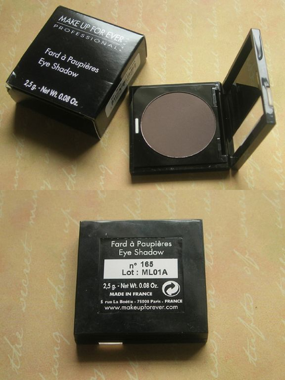 Make Up For Ever Gray Beige 165