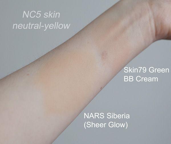 NARS Cosmetics Sheer Glow Foundation reviews, photos