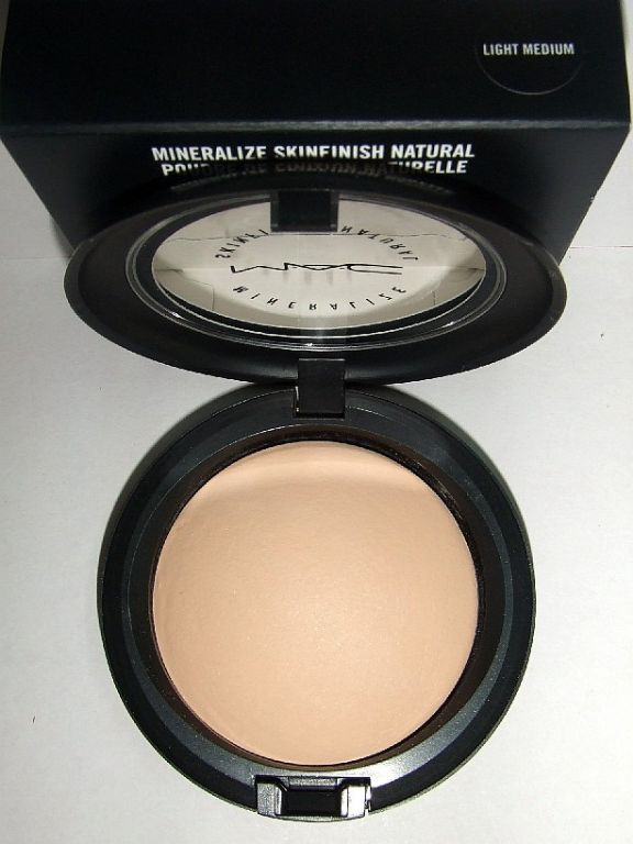Mac Mineralize Skinfinish Natural Powder Review