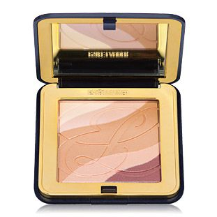 Estee Lauder Signature 5-tone shimmer powder for eyes, cheeks, face in 02 bronze shimmer