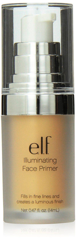 E L F Cosmetics Illuminating Face Primer Reviews Photos