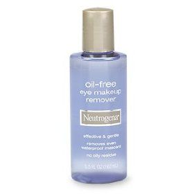 Neutrogena Oil-Free Eye Makeup Remover Reviews Photos Ingredients - Makeupalley