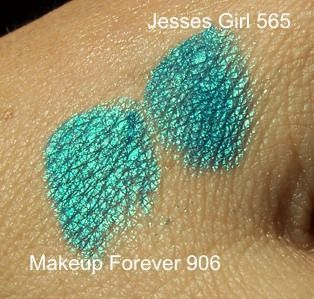 Make Up For Ever Star Powder - 906 Turquoise