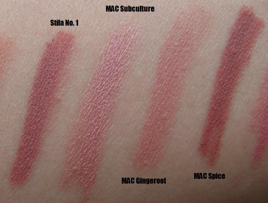 Preferenza MAC Subculture reviews, photos - Makeupalley EL88